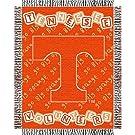 Tennessee Volunteers 36x48 Baby Blanket / Throw