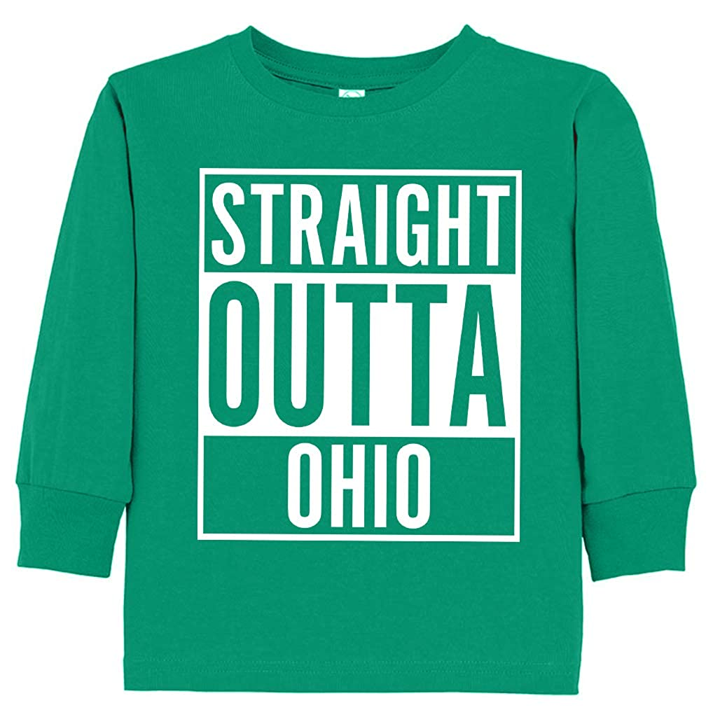 Tenacitee Babys Straight Outta Ohio Shirt