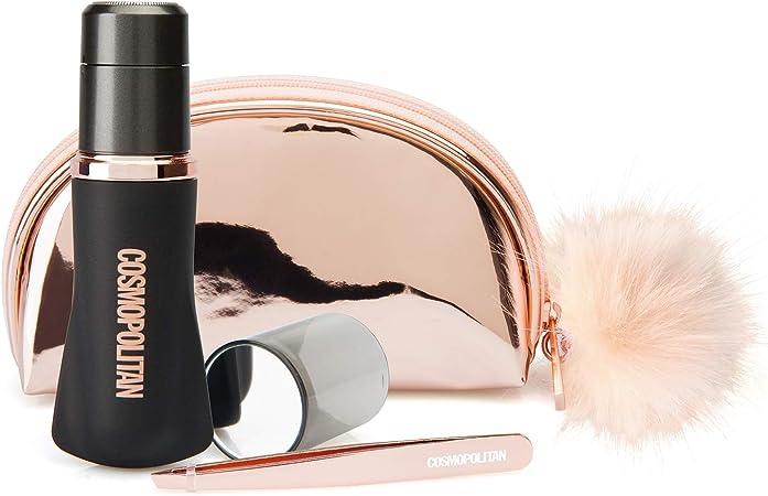 Cosmopolitan Depiladora Facial para Mujer | Afeitadora Eléctrica ...