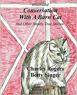 Book Illustrated Conversation With A Barn Cat
