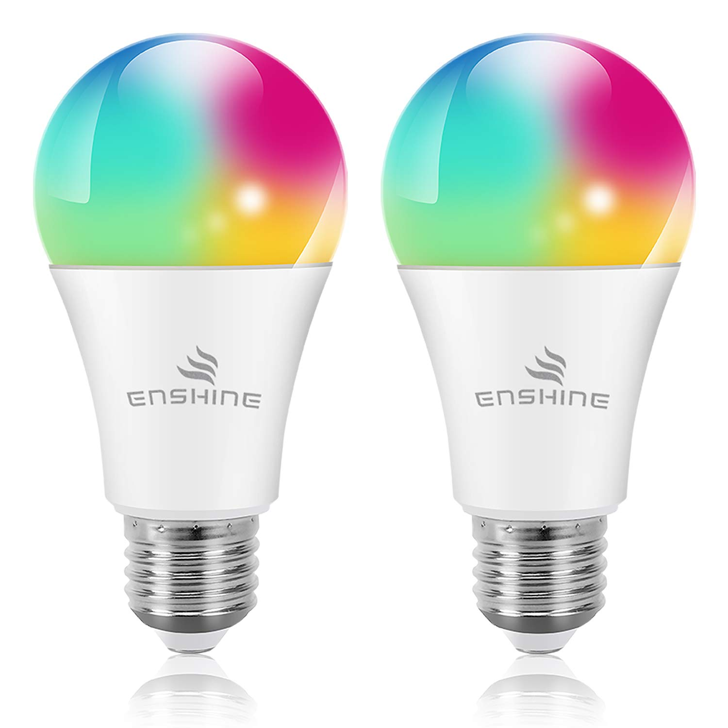 Awesome WiFi enabled smart bulbs at an affordable price -- great buy.