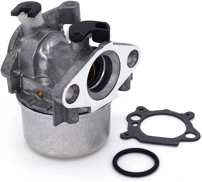 Carburetor Kit For Briggs Stratton 799866 725exi Troy Bilt TB280 Quantum Engine