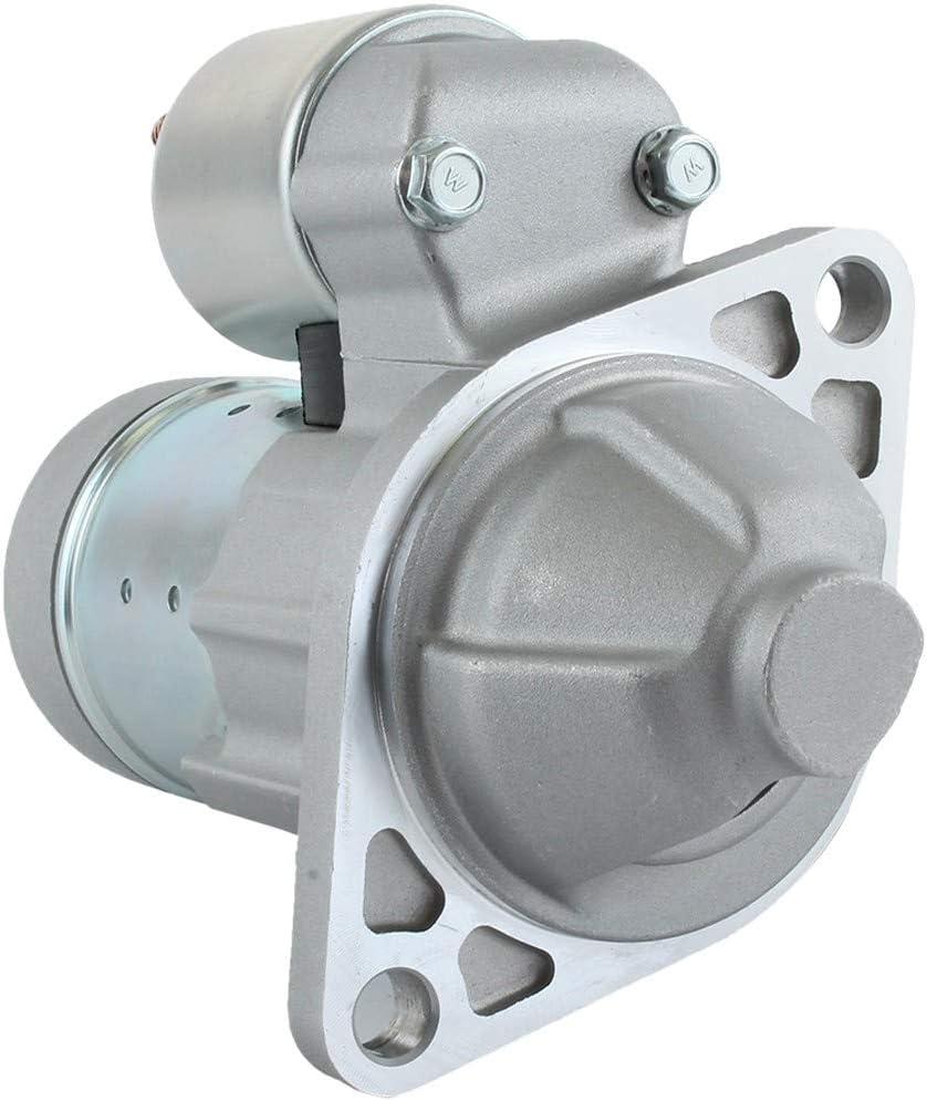 New 12 Volt Starter Replaces Bobcat 7018593 Hitachi S114-940 UTV Applications