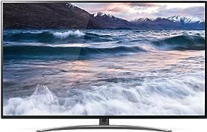 ال جي 55 انش تلفزيون ذكي ال اي دي الترا اتش دي 4K نانو سيل مع رسيفر مدمج - 55Sm8600