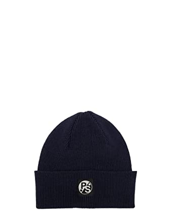 31496008cc4 Paul Smith Accessories Ps Beanie Hat - Navy  Amazon.co.uk  Clothing