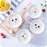 Ocamo Cute Cartoon Instant Noodle Bowl Fruit Rice
