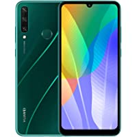 "Huawei Y6p Smartphone with 6.3"" Dewdrop Display(3 GB RAM+64 GB ROM, Octa-core Processor, 13MP Triple Camera, ultra wide…"