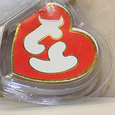 Ty Beanie Babies Spooky - Ghost: Toys & Games