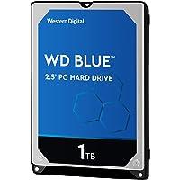 "Western Digital Disco Duro Interno, 1TB, SATA3 6Gb/s, 128Mb, 5400RPM, Blue, 2.5"""