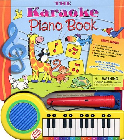 The Karaoke Piano Book: Karol Kaminski: 9782764112342