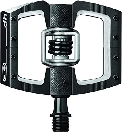 Black Crankbrothers Mallet DH Mountain Bike Pedals