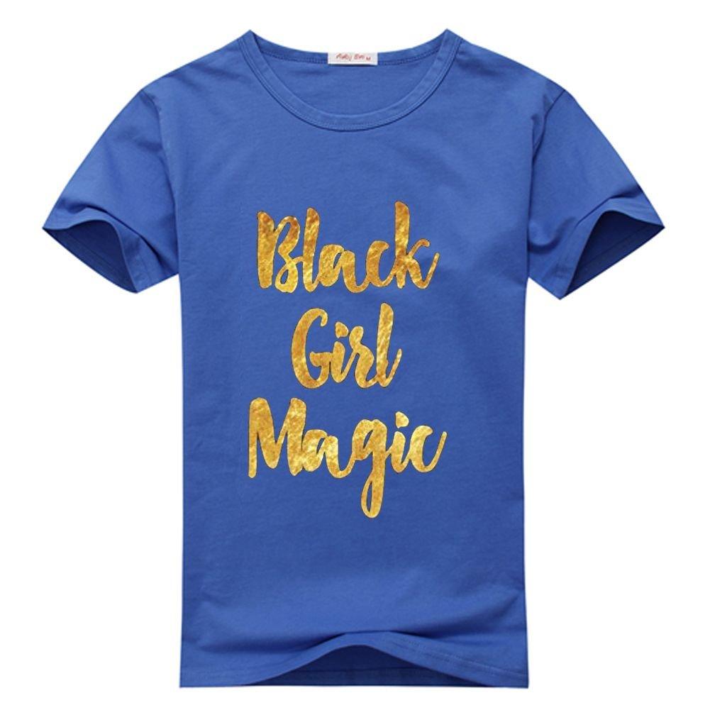 CXCDIY Custom Black Girl Magic Mens T Shirt by