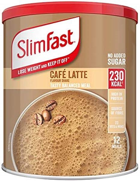 Proteína en polvo SlimFast: Amazon.es: Salud y cuidado ...