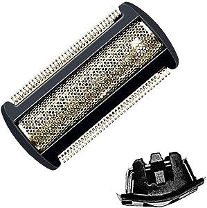 coolwild Replacement Trimmer/Shaver Foil for Philips Bodygroom Hair Clipper BG2034 BG2028, BG2038, BG2040 BG2020 BG2030,Shaving Head for Philips Norelco XA2029 XA525 TT2021 TT2022 TT2030 TT2040
