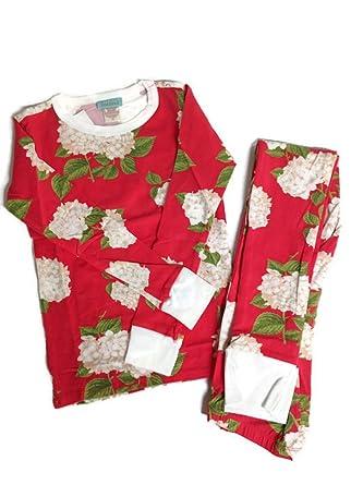5c6723af070c Amazon.com  Bed Head Kids 2 Piece Long Sleeve Pajama Set - Rouge ...