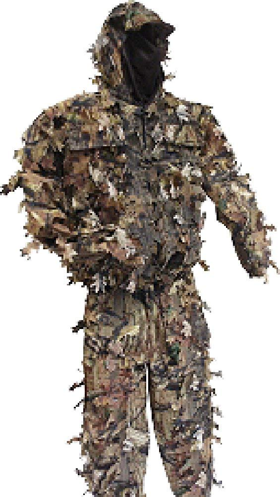 3D Leafy Bug Master 2 Piece Suit Realtree All Purpose S/M