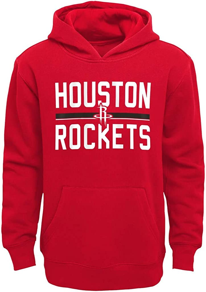 Outerstuff NBA Kids Youth Classic Performance Sweatshirt Fleece Pullover Hoodie