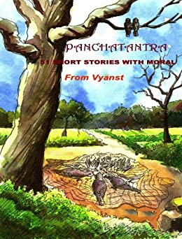 Panchatantra 51 short stories with Moral (Illustrated) by [Sharman, Pandit Vishnu]