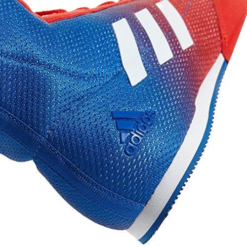 Box Hombre Rot Blau Boxeo Plus Zapatos de Hog Blau Rot Adidas Multicolor para TwUdAqT