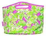 Lilly Pulitzer Elephant Ears Insulated Beverage Bucket