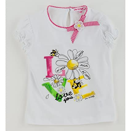 Maglietta T Artigli MesiAmazon Bambina it 12 Neonata Taglia Shirt YeED9bIW2H