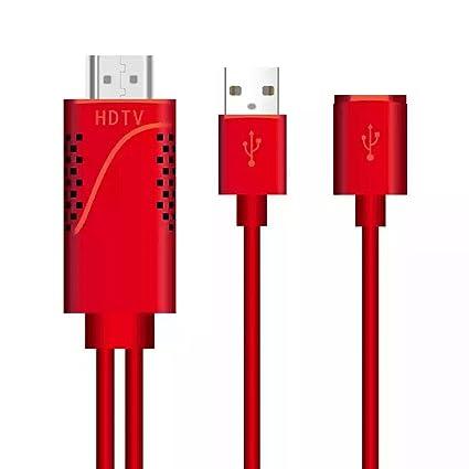 Amazon com: LSDMY Cable for HDMI Mirror, Plug Play MHL