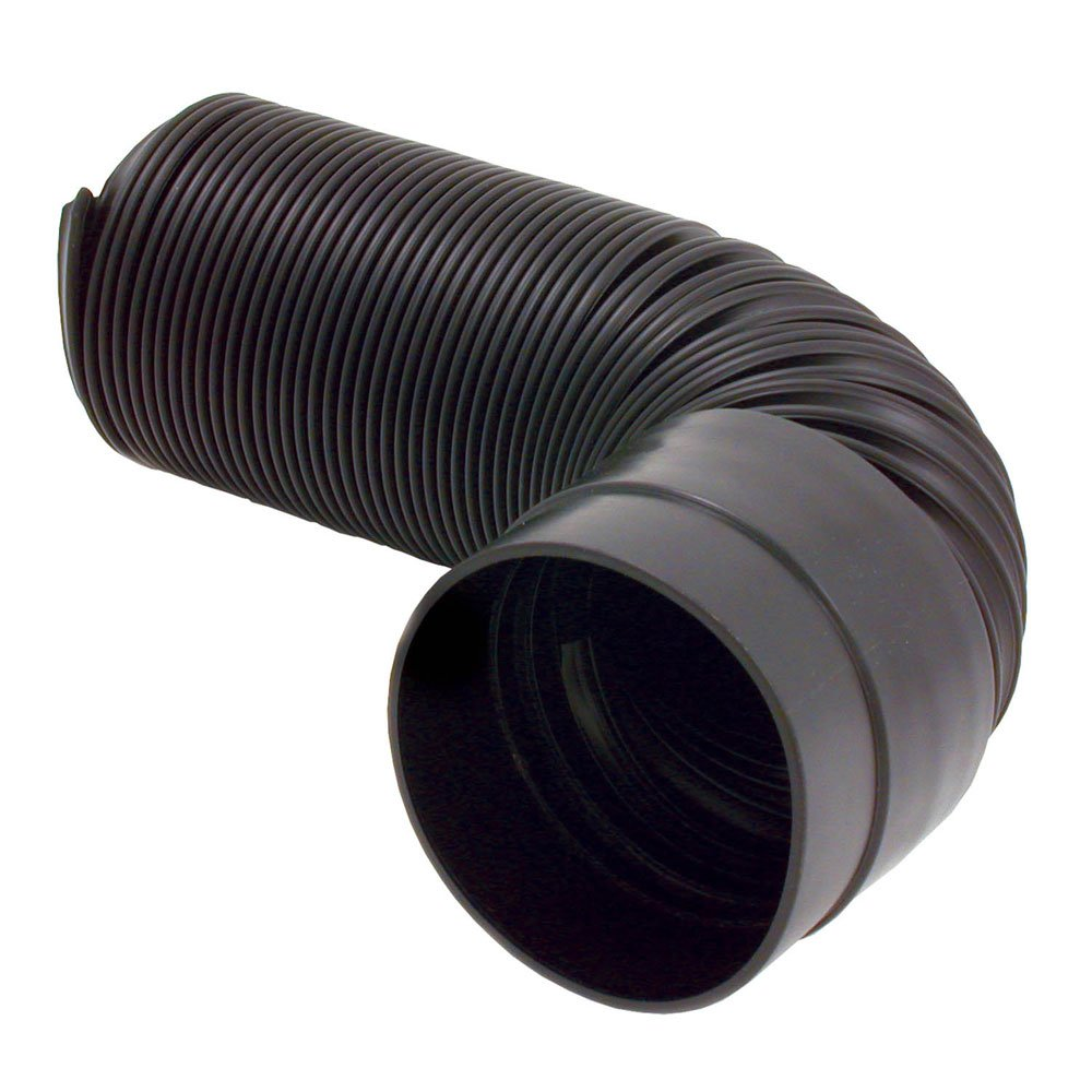Spectre Performance 8741 Black 3' Air Duct Hose SPE-8741