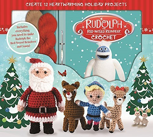 Rudolph the Red-Nosed Reindeer Crochet (2016-09-13)