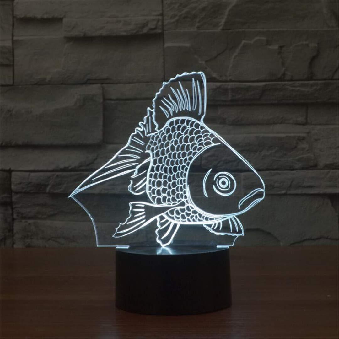 Nachttischlampe Nachttisch Schreibtischlampe Nachttischlampen Bunte Kreative Seltsame Krabben Kinder Steigung Junge Mädchen Schlaf Nachttischlampe Dekoration Licht Geschenk für Schlafzimmer, Wohnzimm