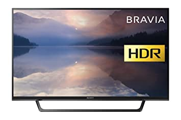 sony tv 32. sony bravia kdl32re403 32-inch hd ready hdr tv (x-reality pro, tv 32