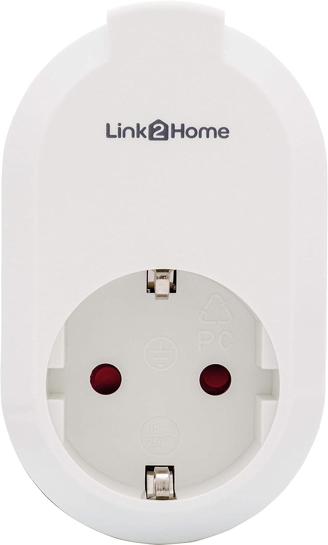 Google Home Link2Home Funk-Steckdose Alexa