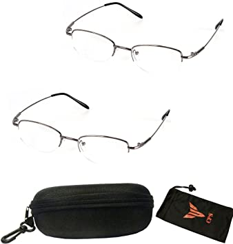 4208578df5f Image Unavailable. Image not available for. Color  Premium Myopia  Nearsighted Short sighted Metal Wire Oval Shape Glasses Prescription Thin