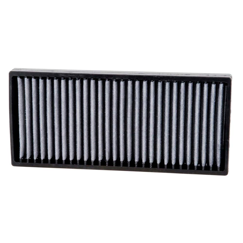 K&N VF3004 Washable & Reusable Cabin Air Filter Cleans and Freshens Incoming Air for your Honda, Acura