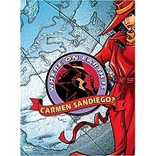 Where On Earth is Carmen Sandiego? (2006)