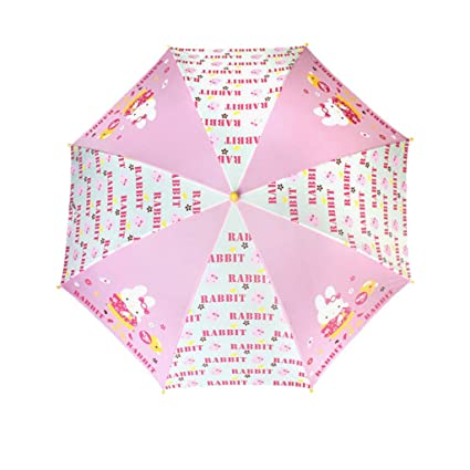 QI FANG BUSINE Paraguas Plegables Sombrilla para Niños Sombrilla para Niños Sombrilla para Niños con Mango