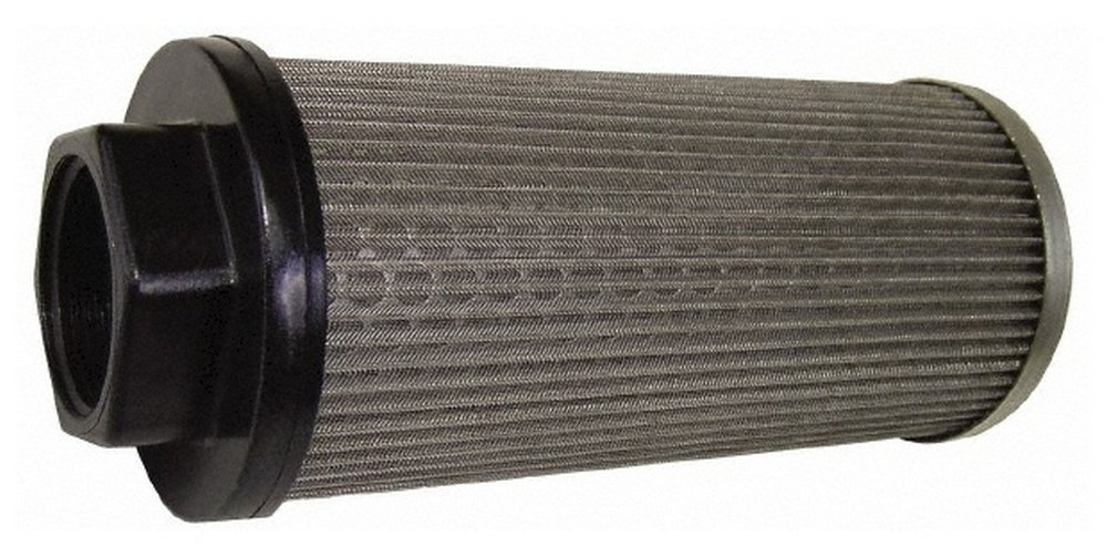 60 Mesh, 11 LPM, 3 GPM, 2-1/4'' Diam, Female Suction Strainer without Bypass, 1/2 Port NPT, 2.7'' Long by Flow Ezy Filters
