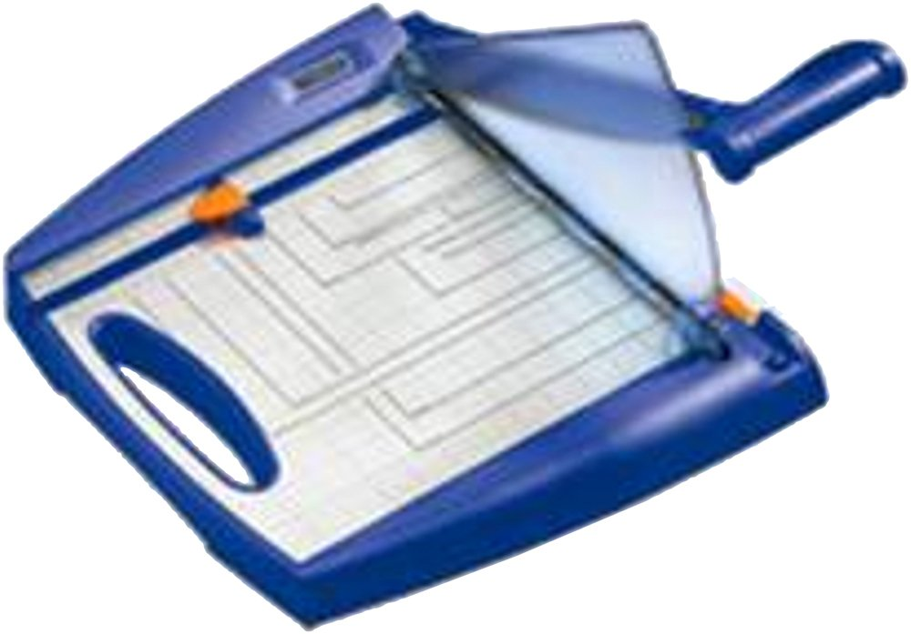 Fiskars 197300-1001 Paper Crafting Bypass Trimmer, 12-Inch by Fiskars (Image #1)