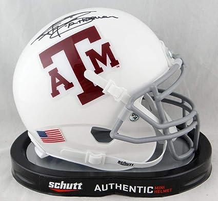 Schutt Texas A/&M Aggies Authentic Mini Helmet