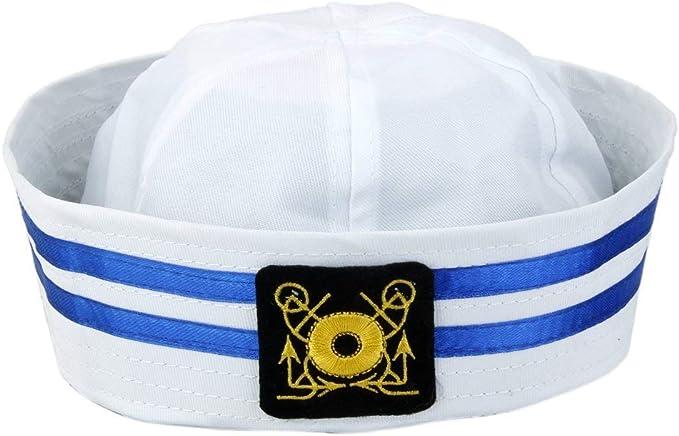 ZYCX123 Traje de marinero marinero Partido sombreros divertidos ...