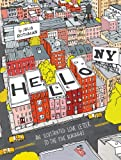 Hello, New York, Julia Rothman, 1452109842