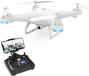 Holy Stone 720P HD Camera RC Quadcopter Remote Control Helicopter Drone