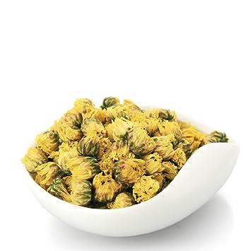 Amazon dechunxianselected premium dried chrysanthemum flower dechunxianselected premium dried chrysanthemum flower tea health herbal teas100 natural mightylinksfo