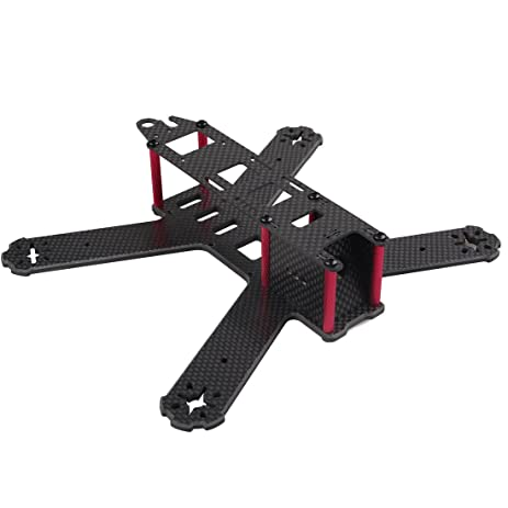 Amazon.com: QAV 210 Frame Multicopter Fpv Drone Frame Kit 4-Axis ...