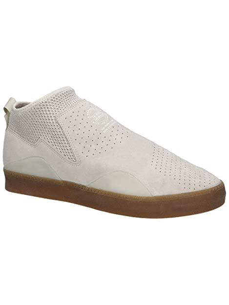 finest selection 7b57b ee222 adidas Skateboarding 3ST.002, Clear Brown-Footwear White-Gum, 10,5  Amazon.es Zapatos y complementos