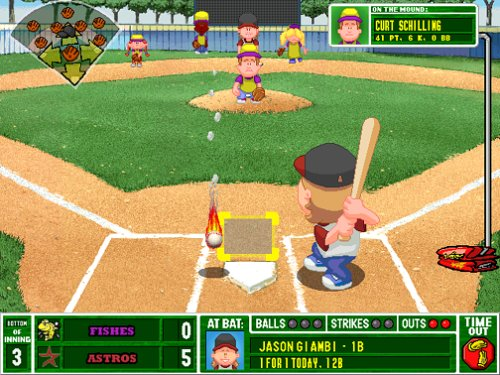 - Amazon.com: Backyard Baseball 2001 - PC/Mac: Video Games