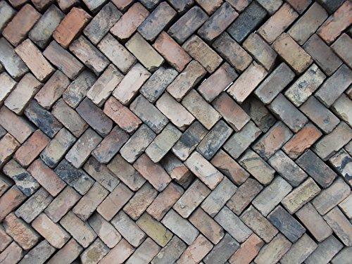 Laminated Poster Brick Wall Texture Background Print