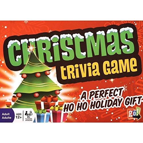 Christmas Games - Christmas Trivia