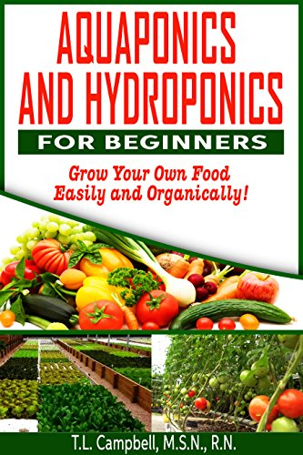 Aquaponics For Beginners: Hydroponics Aquaponics Food Production