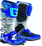Gaerne 2174-033-011 SG-12 Boots (Gray/Blue, 11)
