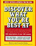 Discover What You're Best At, Barry Gale, 0671695894